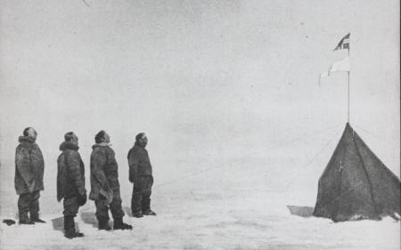 Sydpolekspedisjonen 1911