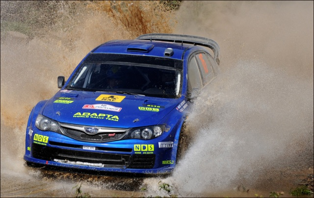 Portugal Rally Motor Racing