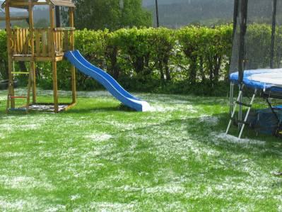 hagl i mai