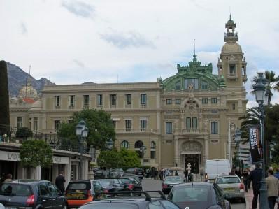 Operahuset i Monaco
