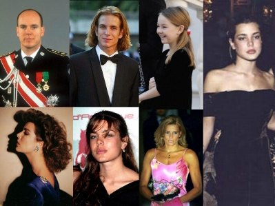 Fyrstefamilien Grimaldi