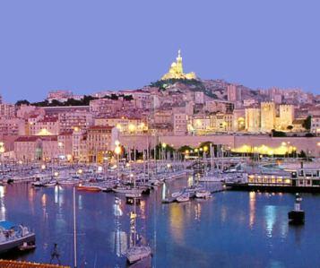 3.etappe går fra Marseille til La grande Motte