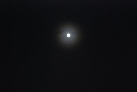 ring rundt månen