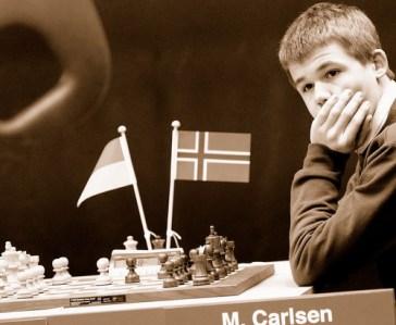 Magnus Carlsen tournament