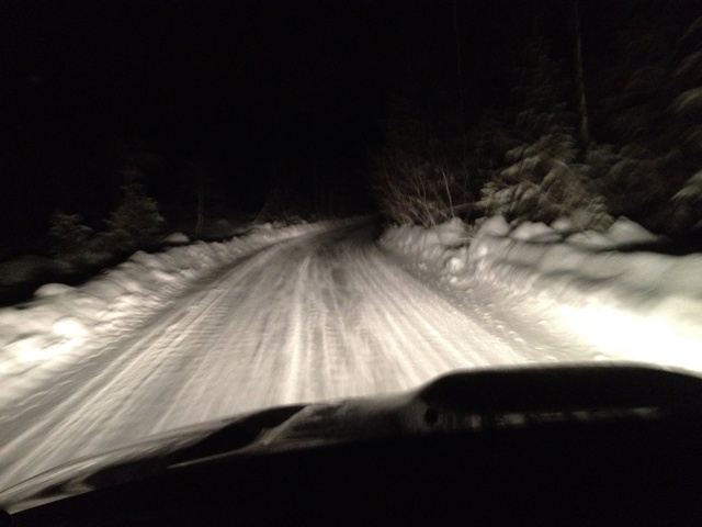 Garsjø 15.01.2013
